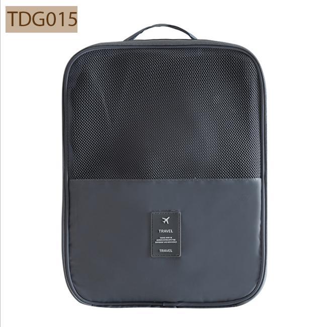 Túi đựng Giày Du Lịch 4 Ngăn QUAI CÀI VALI Không Thấm Nước 30 X 22 X 13 Cm Siêu Khuyến Mãi