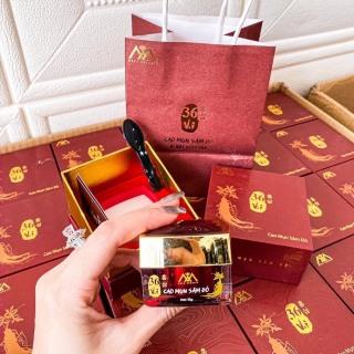 Cao Mụn Sâm Đỏ - Cao Cấp - Hộp 15G + Kèm Phiếu Bảo Hành [CAM KẾT CHÍNH HÃNG] thumbnail