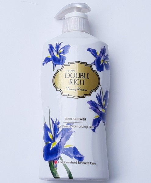 Sữa tắm DOUBLE RICH DREAMY ROMANCE Hương hoa Iris huyền bí 550g giá rẻ