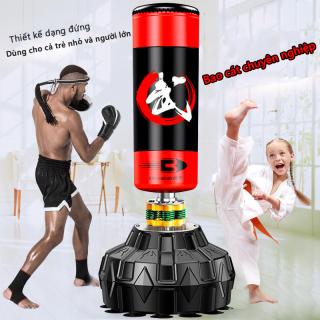 Bao cát boxing lật đật Bao cát đấm bốc Bao cát dùng tại nhà người lớn trẻ em dụng cụ tập gym Keep Going Max thumbnail
