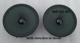 COMBO 2 CỦ LOA TÉP BOSSE 8 CHINA VÀ 2 TỤ 2,2MF XỊN thumbnail