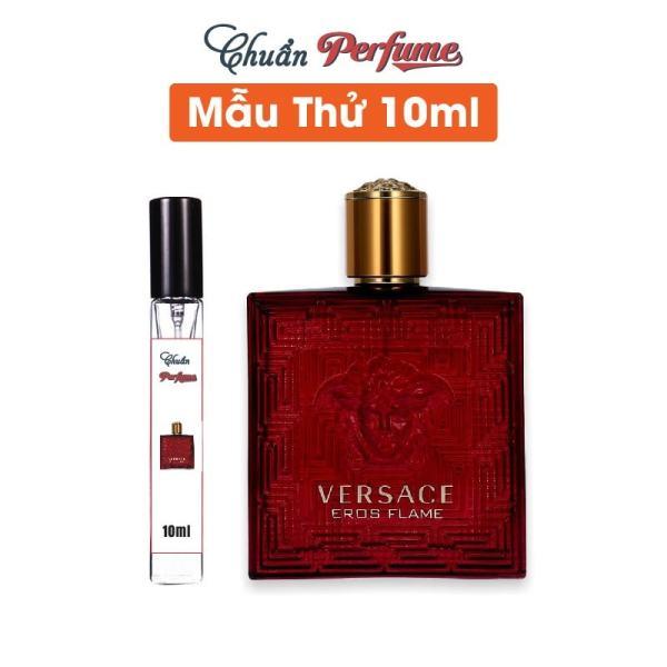 [Mẫu Thử 10ml] Nước Hoa Nam Versace Eros Flame EDP Chiết 10ml » Authentic Perfume