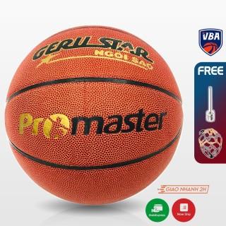 Banh bóng rổ PU Gerustar Size 7 Promaster - Dán thumbnail