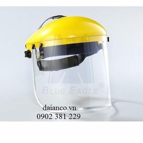 Mặt nạ mài cắt, phát cỏ, nông nghiệp, bảo hộ có kính che B1 + FC48 - có 4 màu lựa chọn