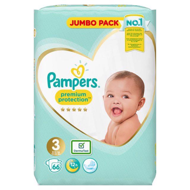 Bỉm Dán Pampers Nội địa UK - Jumbo Pack Giá Siêu Cạnh Tranh