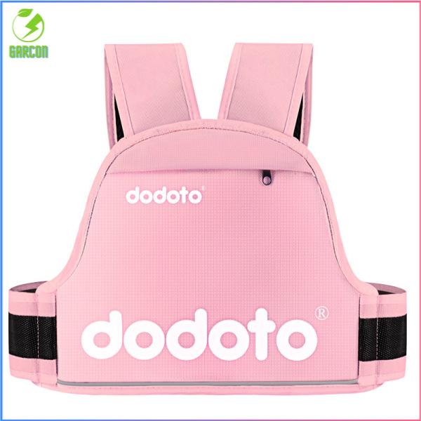 Dây đai giữ an toàn cho bé đi xe máy DODOTO cho bé từ 1-12 tuổi chất lượng cao - Garcon