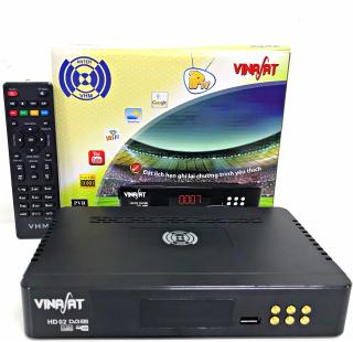 Đầu thu Truyền Hình Vệ Tinh Vinasat HD-02 dùng chảo (THVL1,2, ANTV, TTXVN,.HD Miễn Phí) thumbnail