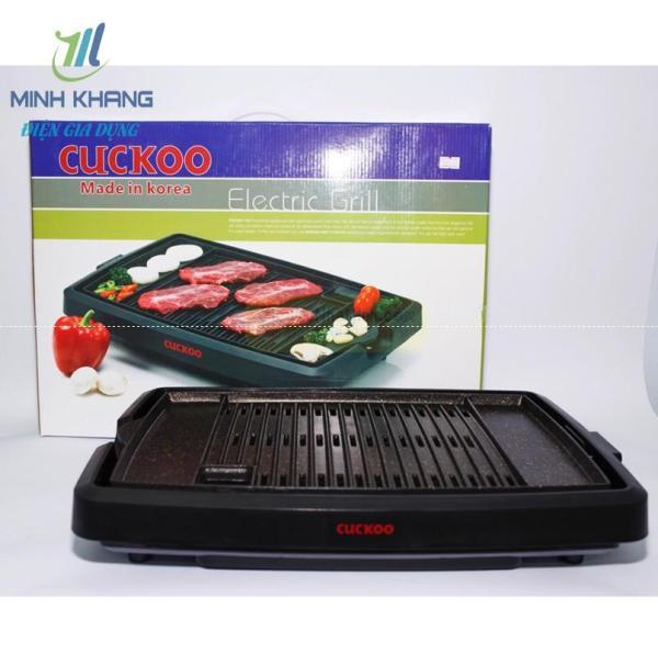 Bảng giá Bếp nướng vỉ nướng điện Cuckoo HP4025 Hàn Quốc Bảo Hành 12Tháng Điện máy Pico