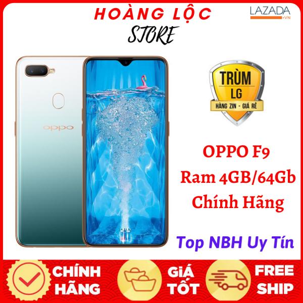 Điện Thoại Oppo Oppo F9 Pro 2 Sim 128Gb Ram 6Gb Chính Hảng Camera Selfie 25MP-Màn hình LTPS LCD, 6.3 , Full HD+ Pin 3500 mAh - Siêu Phẩm Màn hình tràn viền giọt nước