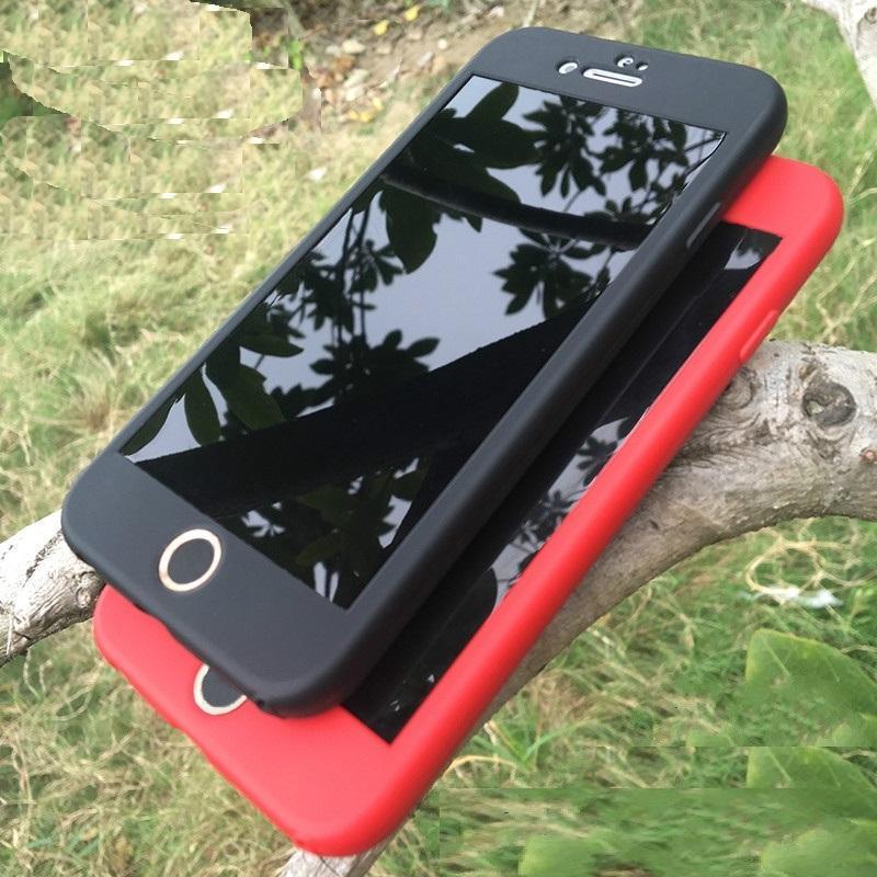Giá Ốp lưng Iphone 5/5s, 6/6s, 6/6s Plus chống sốc 360 độ