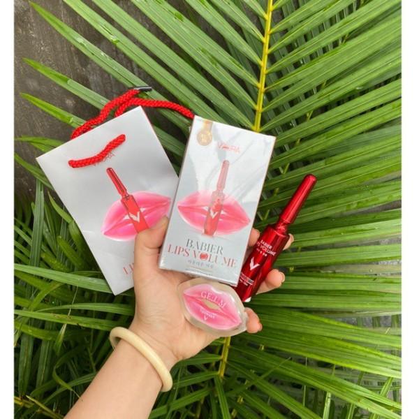 Cấy môi Vaura tặng nạ môi mọi thắc mắc về thông tin sản phẩm xin vui lòng inbox cho shop để được tư vấn thêm nhập khẩu