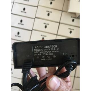 Nguồn Adapter 12V-2A Dành cho Camera yoosee ngoài trời, Camera các loại 3