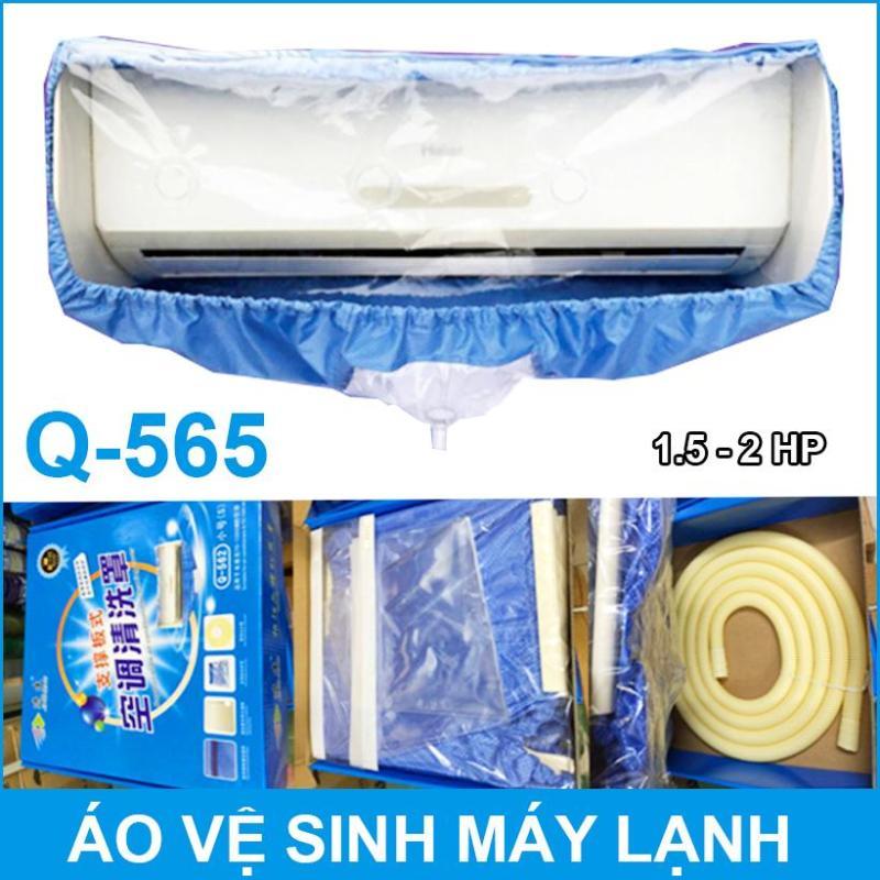 Áo Trùm Vệ Sinh Máy Lạnh Chuyên Nghiệp Cao Cấp Q-565