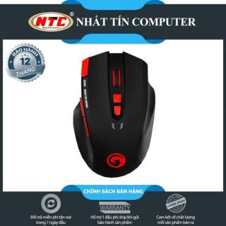 [HCM]Chuột game 8D cao cấp Marvo G928H Led đa màu - DPI 4000 (Đen) thiết kế ấn tượng dành riêng cho game thủ - Nhất Tín Computer thumbnail