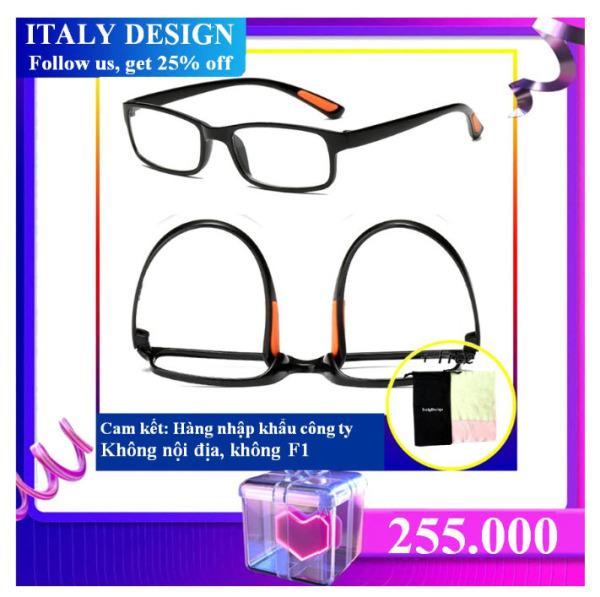 Giá bán Kính nhập khẩu ITALY DESIGN SIÊU DẺO GIÃ CẬN MẪU L006 (độ +100)