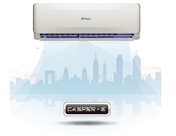 Điều hòa Casper 9.000BTU 1 chiều EC-09TL22 , Gas R410