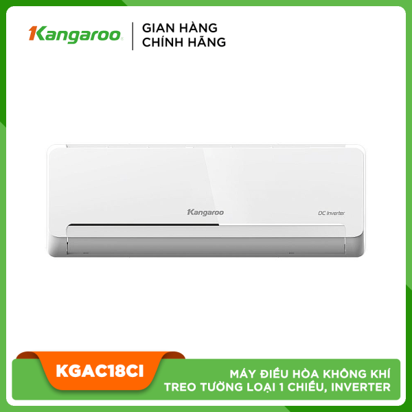 Bảng giá Máy điều hòa không khí treo tường loại 1 chiều, inverter Kangaroo KGAC18CI Điện máy Pico