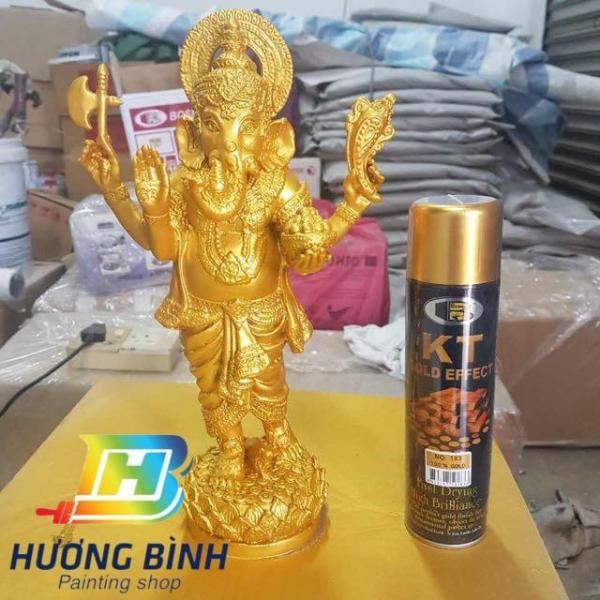 Sơn giả vàng Bosny KT Gold - 100% Gold B183 (giả vàng 24k)