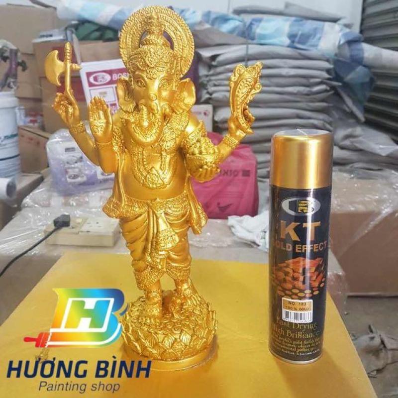 Sơn mạ vàng Bosny KT Gold - B183 ( vàng kim loại)