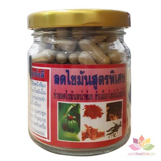 Viên uống giảm cân đông y gia truyền - Thailand