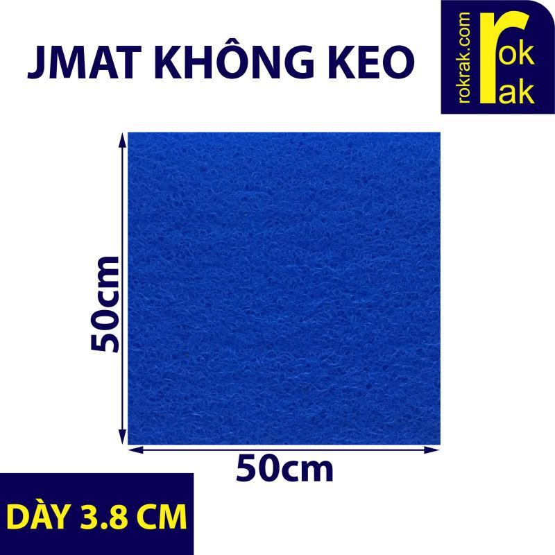 Jmat không keo - Bùi nhùi Nhật 50x50cm - Vật liệu lọc nước bể cá