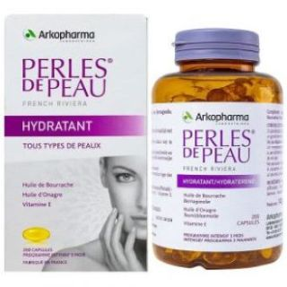 Viên Uống đẹp da Collagen Pháp Perles De Peau Pháp thumbnail