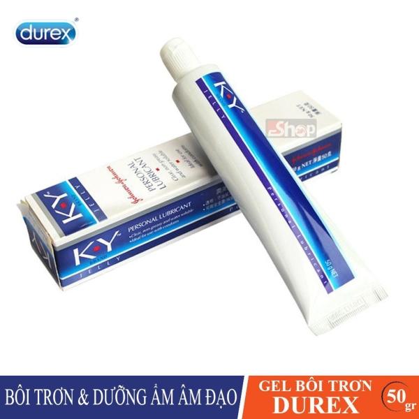 Gel bôi trơn Durex KY - 50g hàng thái lan nhập khẩu