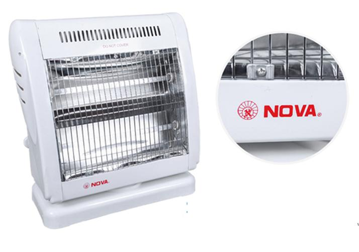 Quạt Sưởi Nova- Lion 2 Bóng