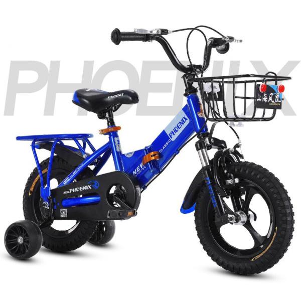 Phân phối Xe đạp trẻ em gấp gọn 12inch cao cấp có giảm xóc Phoenix