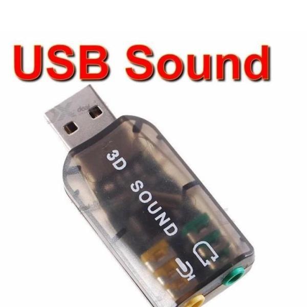 Bảng giá USB âm thanh 3D 5.1 Sound Phong Vũ