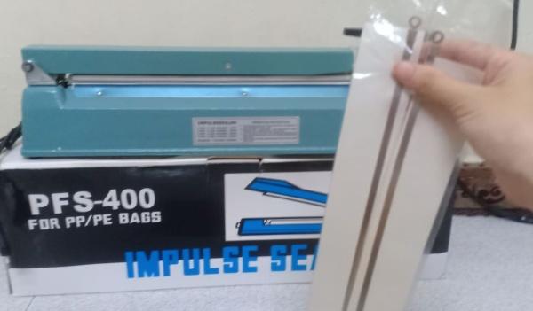 [HCM]MÁY HÀN MIỆNG TÚI PFS400 VỎ SẮT TĨNH ĐIỆN độ bền cao lên nhiệt nhanh