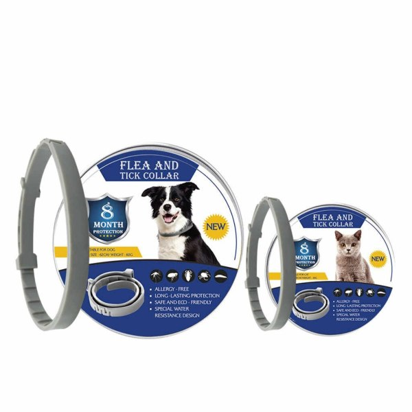Bayer Seresto 8 Tháng Flea & Tick - Vòng Cổ Phòng Ngừa Ve, Côn Trung Cho Chó, Mèo