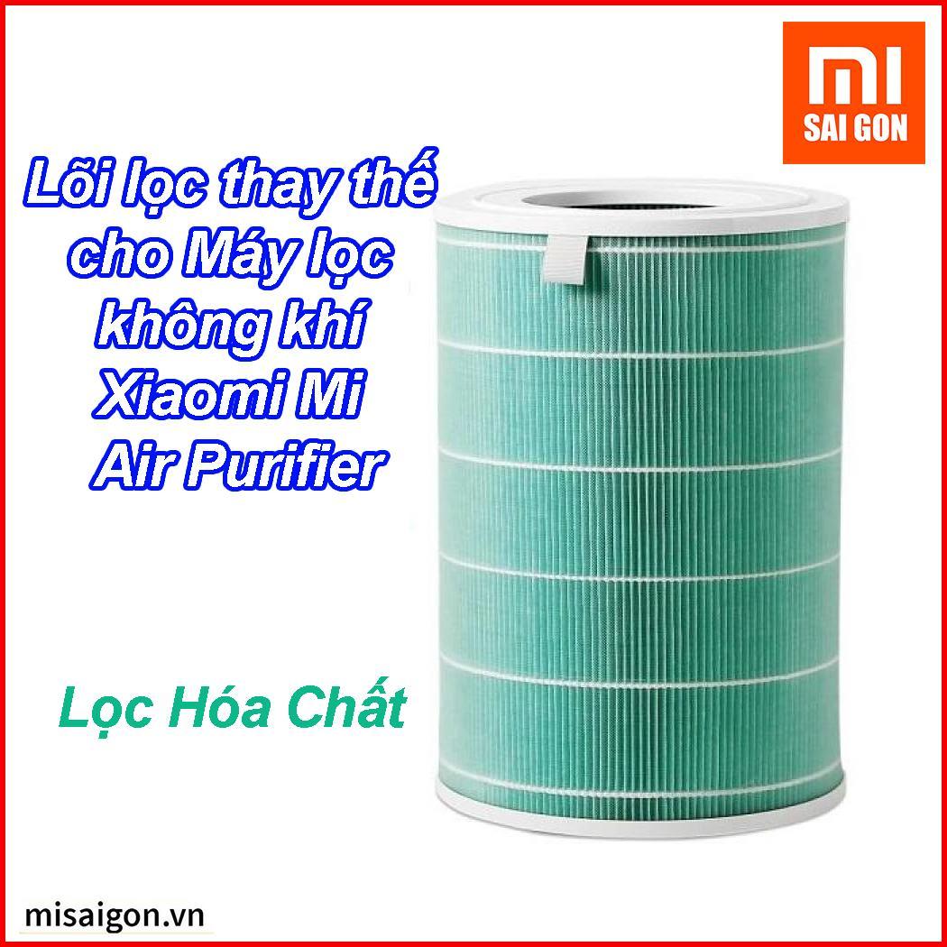 Bảng giá Lõi lọc thay thế cho Máy lọc không khí Xiaomi Mi Air Purifier - Xanh lá