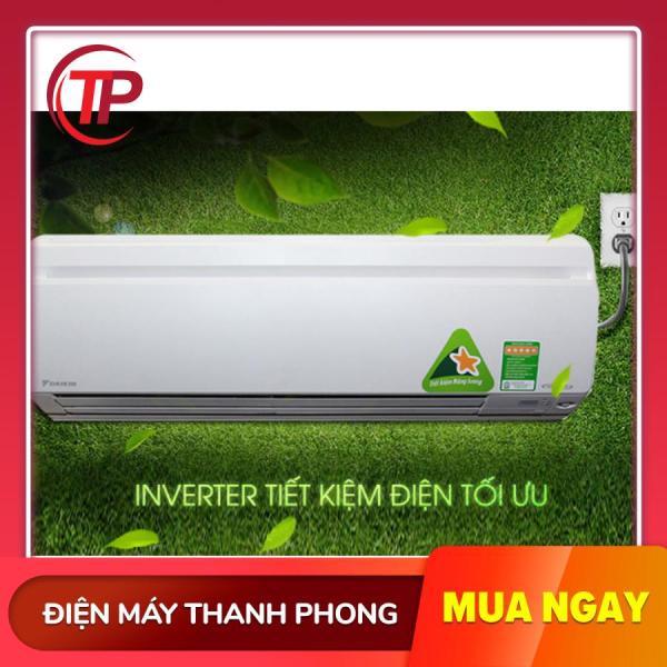 Máy lạnh Daikin FTKS25GVMV 1HP inverter - bảo hành chính hãng 12 tháng