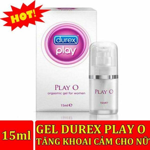 (CHE TÊN)CHẤTBôi Trơn Durex Play O. Tăng Khoái Cảm Cho Nữ