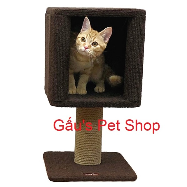 84195 - Tháp mèo Mini CattyMan