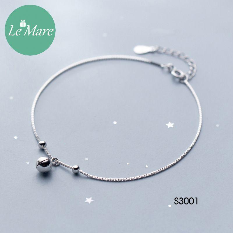 Lắc chân bạc S3001