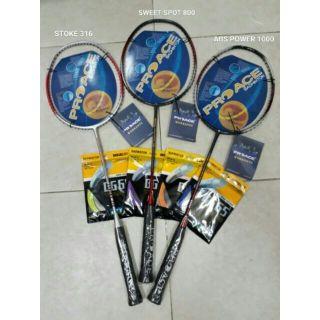 vợt cầu lông ProAce SWeetsport 1000 khuyến mãi căng dây và cuốn cán thumbnail