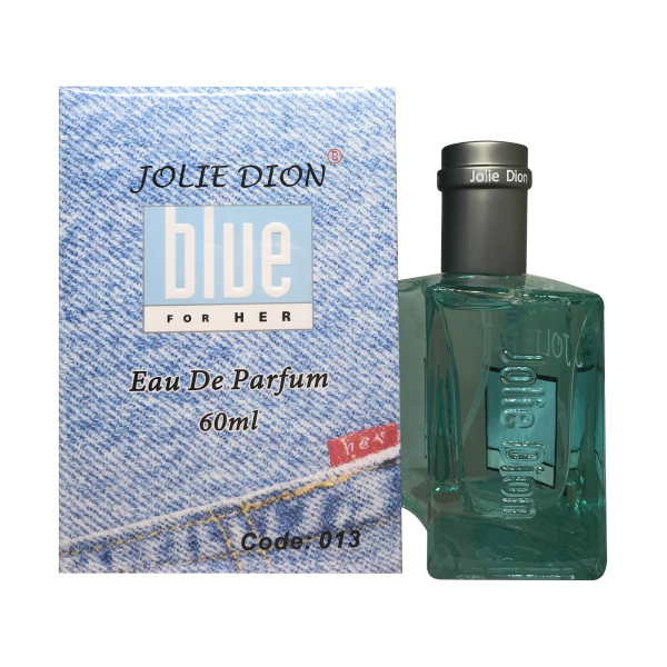 Nước Hoa Blue Nữ For Her Jolie Dion Eau De Parfum 60ml Singapore