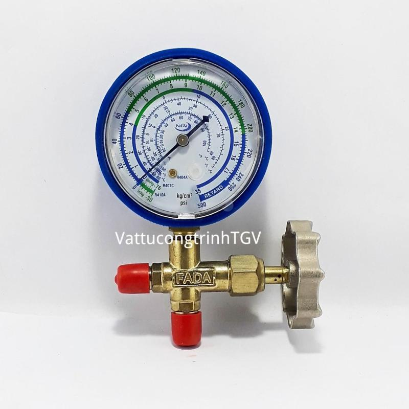 Đồng hồ Gas đơn FADA CM-466-500G-R410
