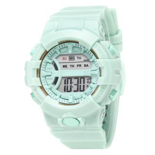 Đồng hồ nữ điện tử SPORT K5562 dây NHỰA silicon -đồng hồ chức năng xem giờ điện tử , báo thức, bấm giờ thể thao dây nhựa silicon cao cấp thumbnail
