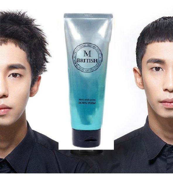 Kem ép tóc Hàn Quốc M British Down Perm 200g giá rẻ