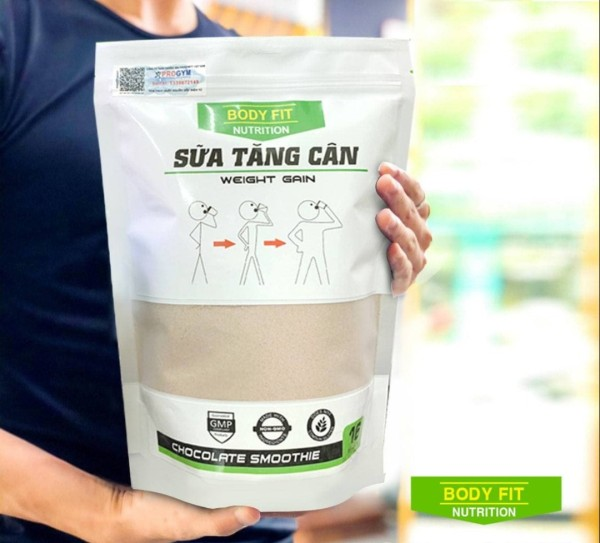[HCM]Body Fit Natrition - Sữa tăng cân  Body Fit 500g