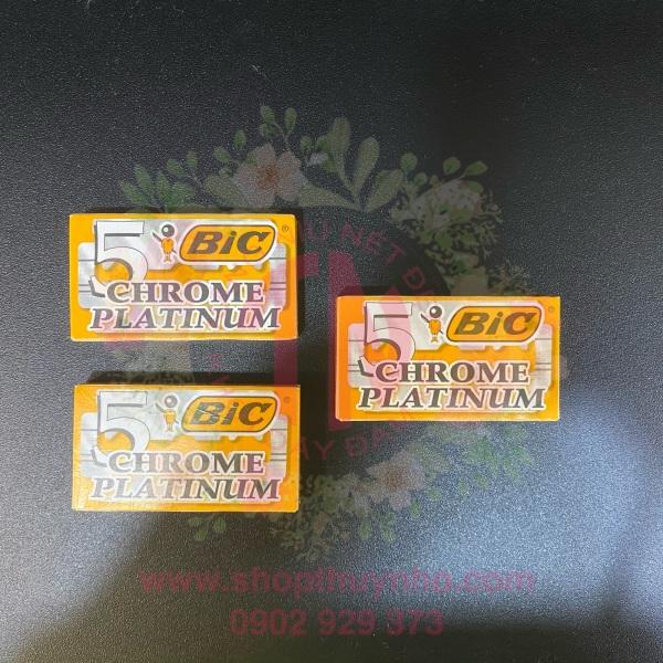 Lưỡi lam BIC - combo 10 hộp nhỏ giá rẻ