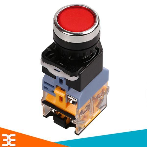 Nút Nhấn LA38-11D Nhả Có Đèn 10A NO/NC giá rẻ