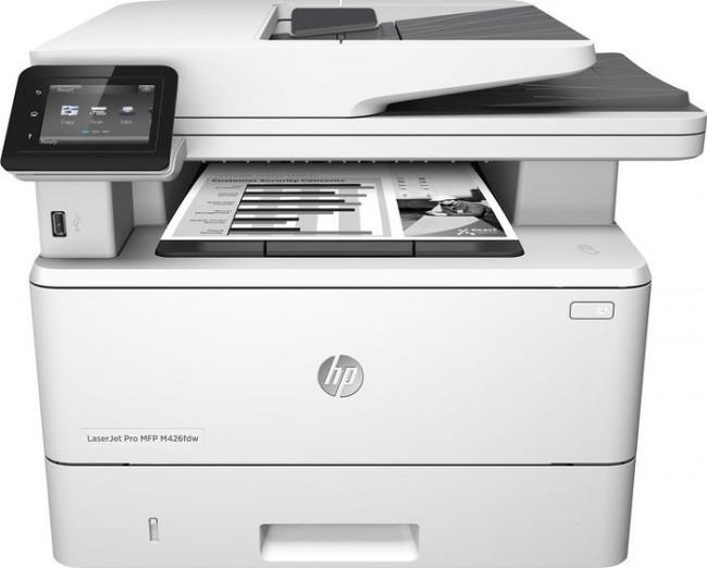 Máy in đa chức năng HP LaserJet Pro MFP M428FDW  in đảo mặt Wifi  Fax máy mới chính hãng bảo hành 12 tháng