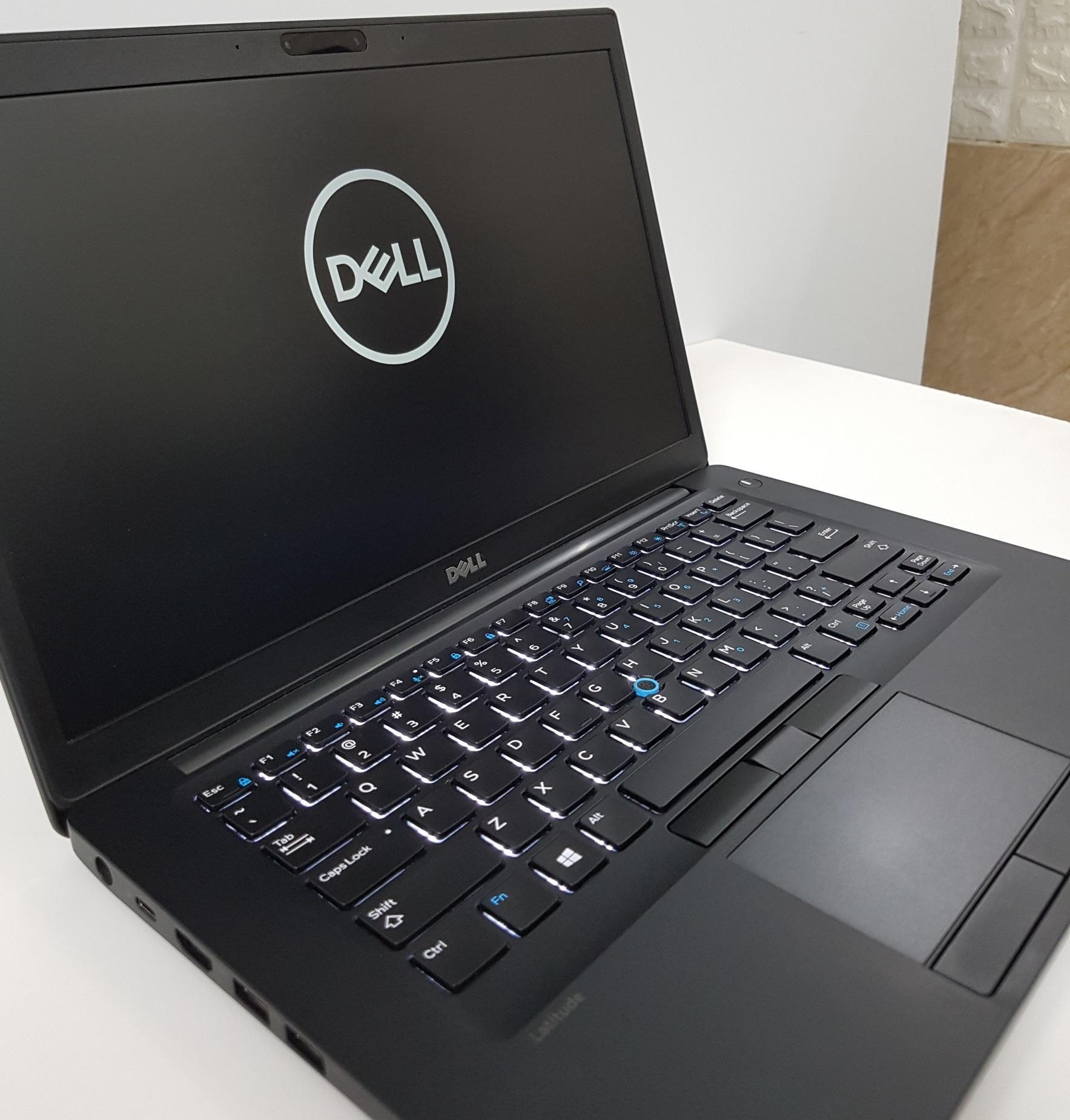 Dell Latitude 7480 core i5-6300U / Ram 8G / 256G SSD / Màn 14 inchs Full HD IPS mở khóa khuôn mặt