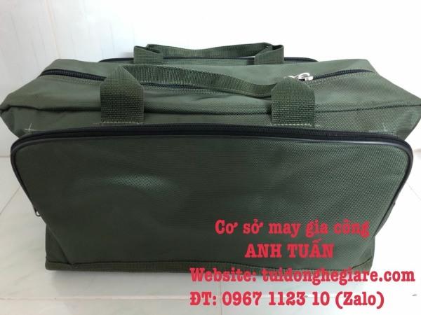 Túi đồ nghề - Ngang size đại cao cấp