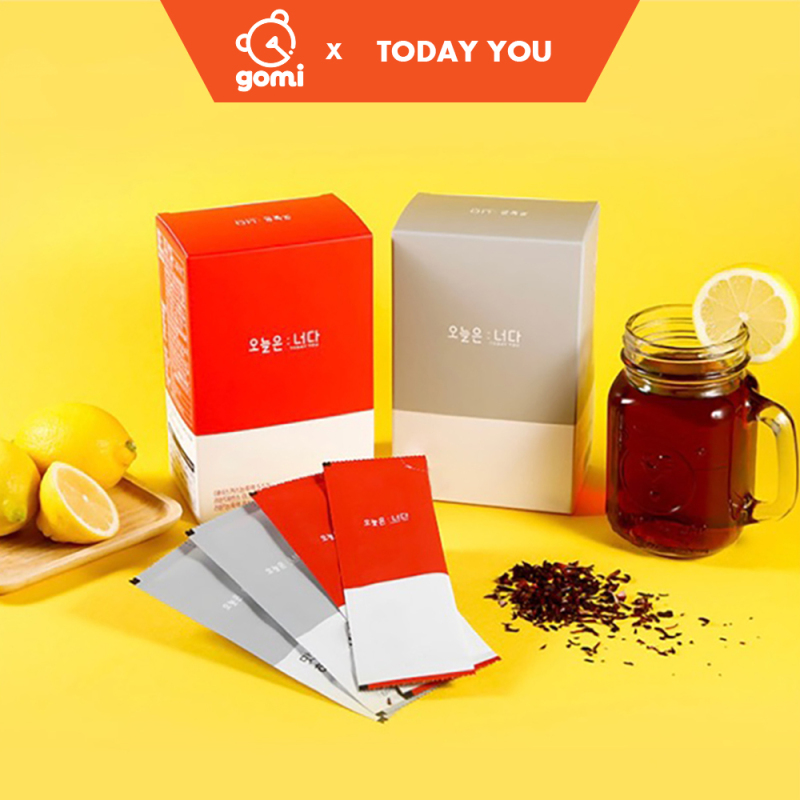 Combo Nước Uống Hỗ Trợ Giảm Cân Today You Diet Holic Starter & Booster - Starter + Booster