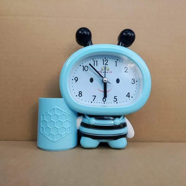 Nơi bán Đồng hồ để bàn có báo thức - Đồng hồ để bàn kèm ngăn đựng bút